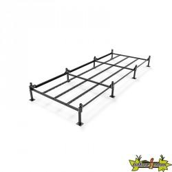 Idrolab - Support pour table de culture - 120 X 480 cm
