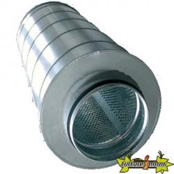 OCCASION - Silencieux conduit de ventilation métal 200/600mm