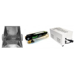 KIT ECLAIRAGE MAGNETIC 1000w SUPERPLANT 34-ballast-reflecteur-ampoule