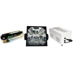 KIT ECLAIRAGE MAGNETIC 1000w SUPERPLANT 38-ballast-reflecteur-ampoule