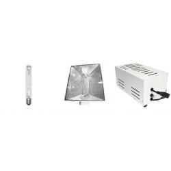 KIT ECLAIRAGE MAGNETIC 1000w SUPERPLANT 50-ballast-reflecteur-ampoule