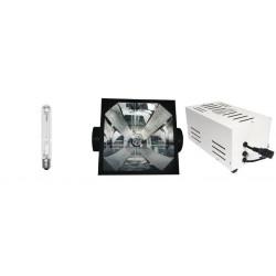 KIT ECLAIRAGE MAGNETIC 1000w SUPERPLANT 51-ballast-reflecteur-ampoule