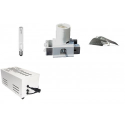 KIT ECLAIRAGE MAGNETIC 1000w SUPERPLANT 52-ballast-reflecteur-ampoule