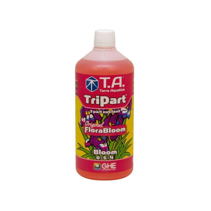 GHE - Engrais Tripart Bloom 500ml - (FloraBloom)