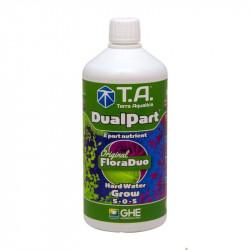 Terra Aquatica GHE - Dualpart Grow - Eau dure 1L