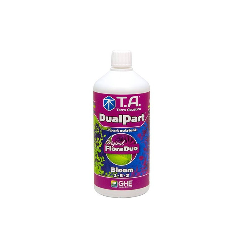 GHE Dualpart bloom - 500ml (Floraduo)