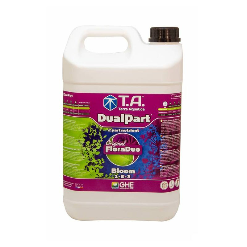GHE Dualpart bloom - 5L (Floraduo)