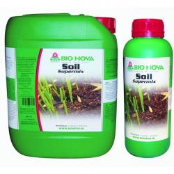 engrais Bio nova BN Sol Super mix 5L , pour la culture en terre