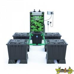Alien - Système Black RAIN - 4 x 30L + réservoir 120L