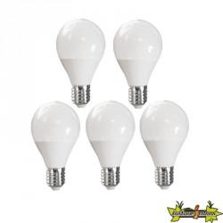 Lot de 5 ampoules led - 5W - 6500K° - Advanced Star - A50 - E27
