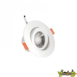 Advanced Star - Spot led orientable - 7W - 6500K° - Downlight SMD