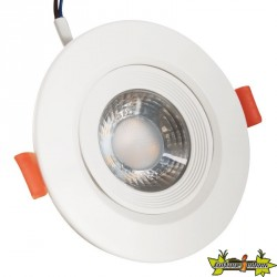 Advanced Star - Spot led orientable - 12W - 6500K° - Downlight SMD