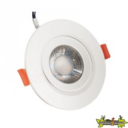 Advanced Star - Spot led orientable - 9W - 6500K° - Downlight SMD
