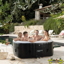 LDD POWER INFINITE SPA CARRE 4 PLACES