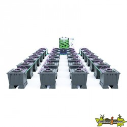 ALIEN AERO BLACK 28POTS 30L RESERVOIR 280L