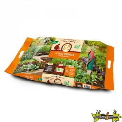 OR BRUN TERREAU POTAGER P.FRANCAIS 50L