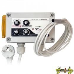 GSE FAN CONTROLLER MIN-MAX-HYST 1 FAN 5A