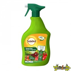 INSECTES LEGUMES ET FRUITS PAE 750ML SOL