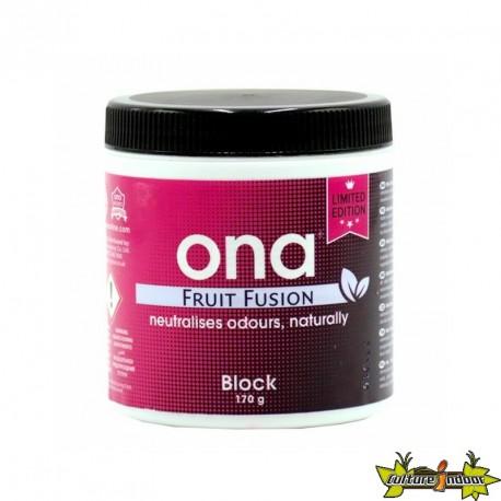 ONA BLOCK FRUIT FUSION 170G