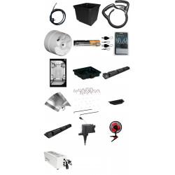 pack Blackbox Silver Chambre de Culture - Pack BBS V2 120 Hydro Eco - 120x120x200 cm