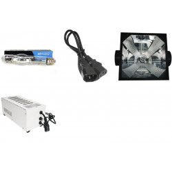 KIT ECLAIRAGE MAGNETIC 600w RED LIGHT 25