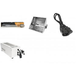 KIT ECLAIRAGE MAGNETIC 600w RED LIGHT 22