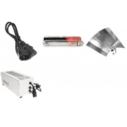 KIT ECLAIRAGE MAGNETIC 600w RED LIGHT 27