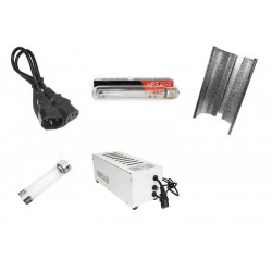KIT ECLAIRAGE MAGNETIC 600w RED LIGHT 28