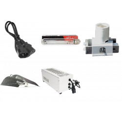 KIT ECLAIRAGE MAGNETIC 600w RED LIGHT 30