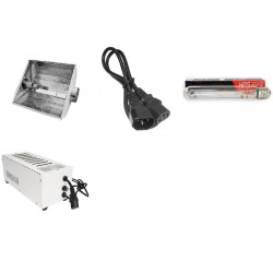 KIT ECLAIRAGE MAGNETIC 600w RED LIGHT 35