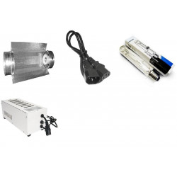 KIT ECLAIRAGE MAGNETIC 600w RED LIGHT 81