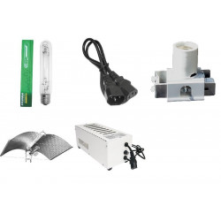 KIT ECLAIRAGE MAGNETIC 600w RED LIGHT 60