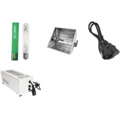 KIT ECLAIRAGE MAGNETIC 600w RED LIGHT 61