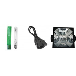 KIT ECLAIRAGE MAGNETIC 600w RED LIGHT 64