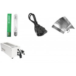 KIT ECLAIRAGE MAGNETIC 600w RED LIGHT 53