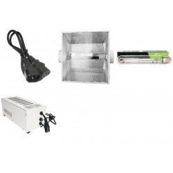 KIT ECLAIRAGE MAGNETIC 600w RED LIGHT 49