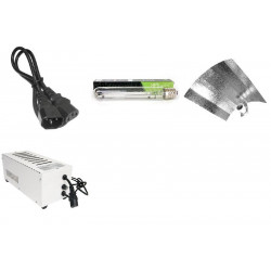 KIT ECLAIRAGE MAGNETIC 600w RED LIGHT 40
