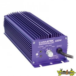Lumatek - Ballast seul électronique Ultimate Pro 600w 400V, transformateur, ballast digital