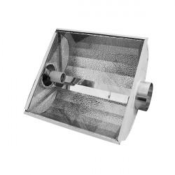 réflecteur BIG XTRA-COOL XXL V2 150mm vitré et ventilé , douille E40