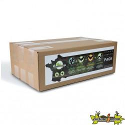 Guano Diffusion - Pack complet d'engrais pour 100L de substrat