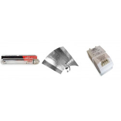 KIT ECLAIRAGE MAGNETIC 600w STUCCO 27