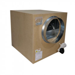 Winflex - Caisson extracteur d'air 4250m³/h 315mm silencieux Sono-Box Bois S-vent