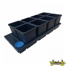 AUTO8 BARE UNIT - TRAY. LID AND COVER ONLY