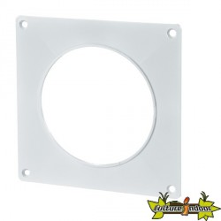 Winflex - Plaque de mur pour conduit ou gaine de ventilation - Ø200mm