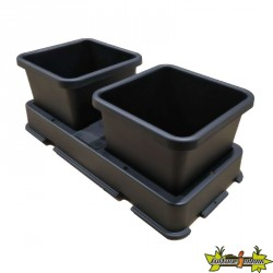 Autopot - Easy2grow - Socle + 2 pots