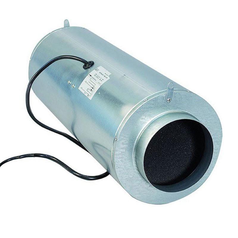 Can Filter ISO-MAX 250mm 1480m³/h extracteur , aérateur (insonorisé)
