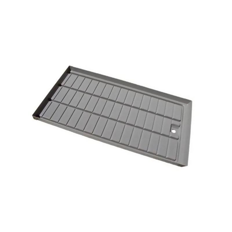 Staal Plast - Table de récupération grise 63X108cm