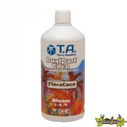 Terra Aquatica GHE - Engrais DualPart Coco Bloom 1L spécial culture coco