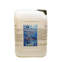 Terra Aquatica GHE - Flashclean 10L, solution de rinçage