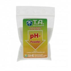 Terra Aquatica GHE - pH Down Dry 25g - Poudre pour abaisser le ph